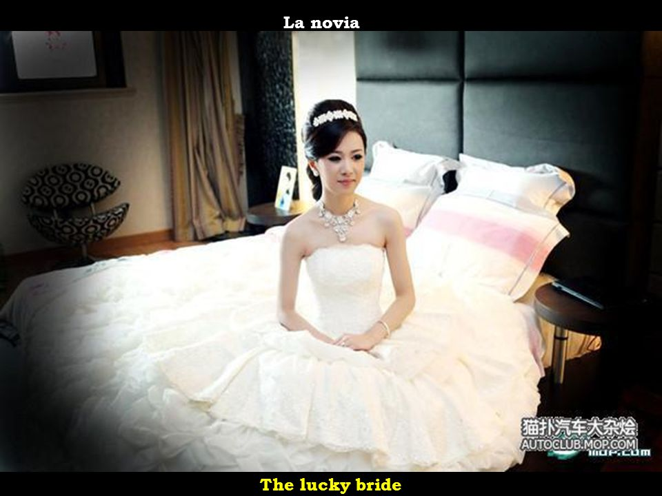 La novia The lucky bride