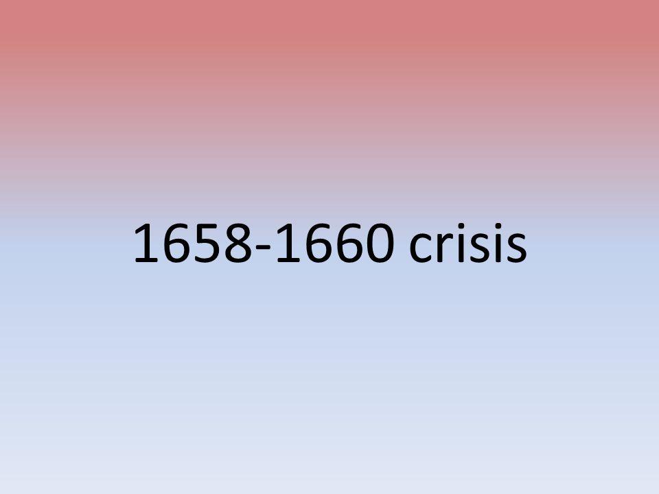 1658-1660 crisis