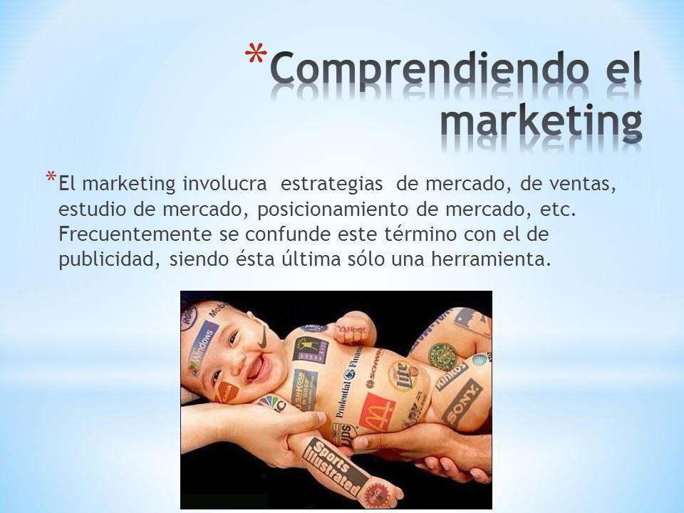 Comprendiendo el marketing