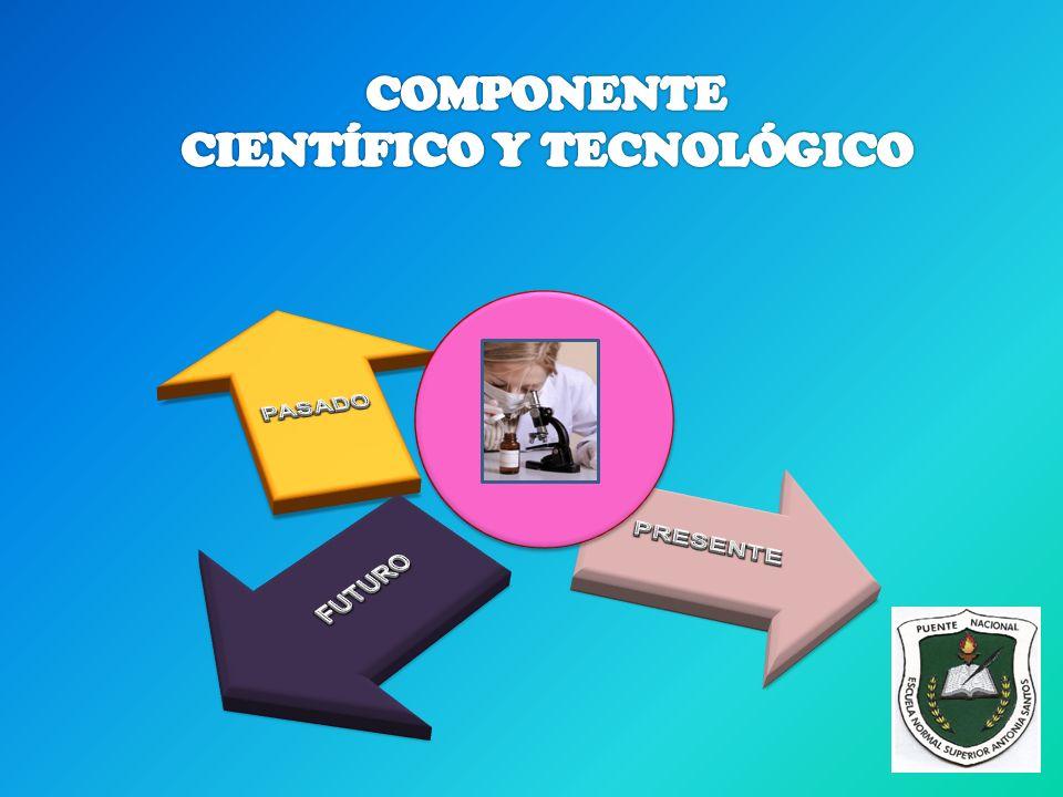 CIENTÍFICO Y TECNOLÓGICO