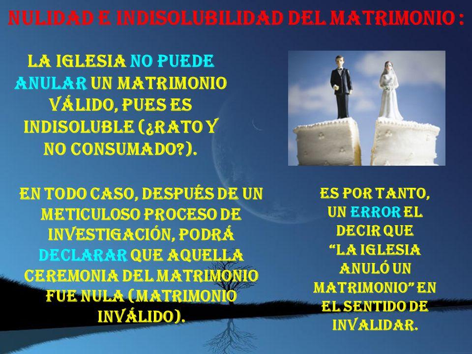 Anular Matrimonio Catolico : El sacramento del matrimonio ppt descargar