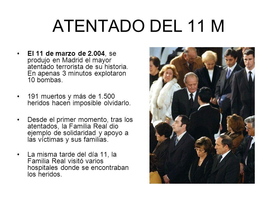 ATENTADO DEL 11 M