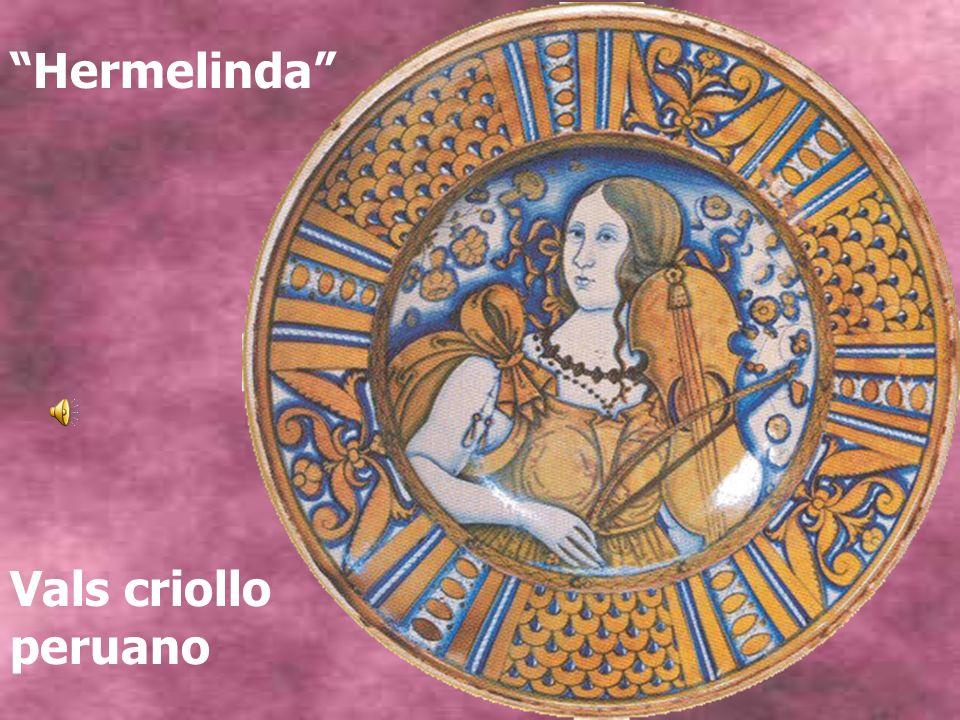Hermelinda Vals criollo peruano