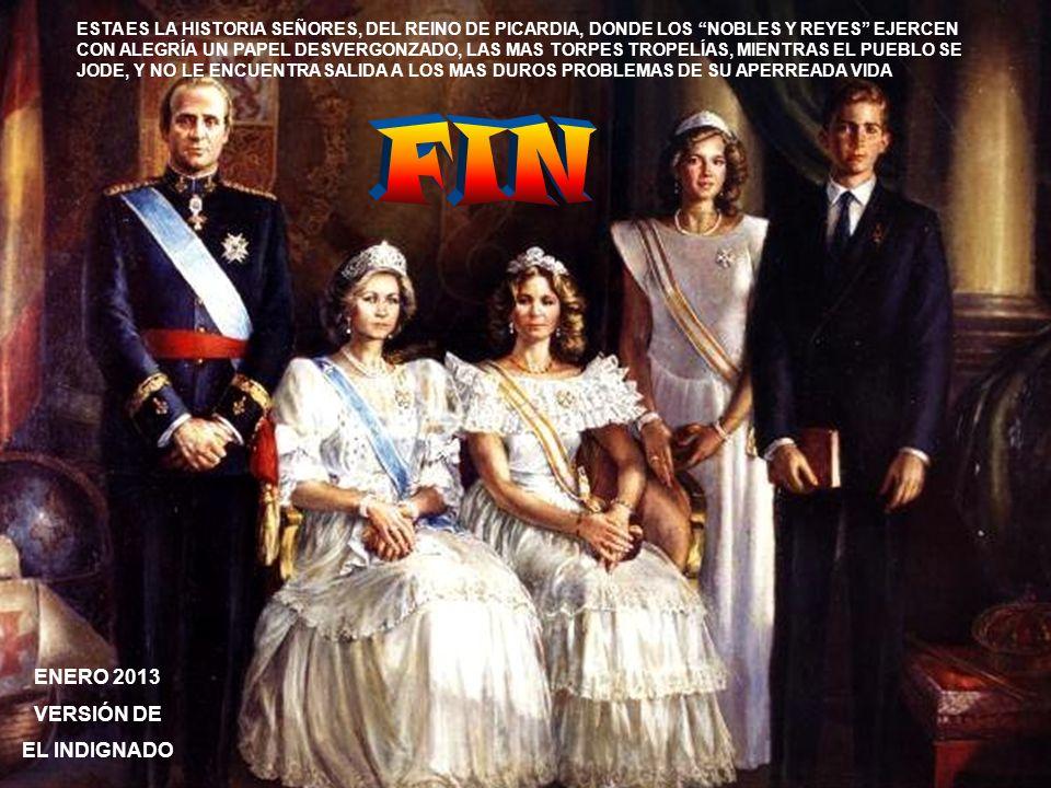 FIN ENERO 2013 VERSIÓN DE EL INDIGNADO