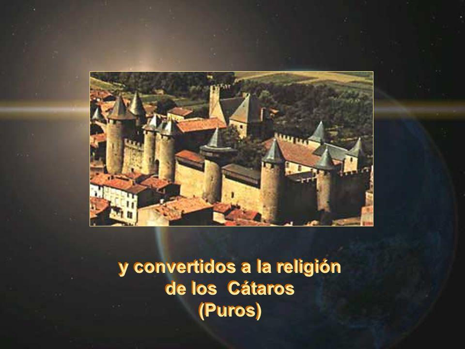 y convertidos a la religión