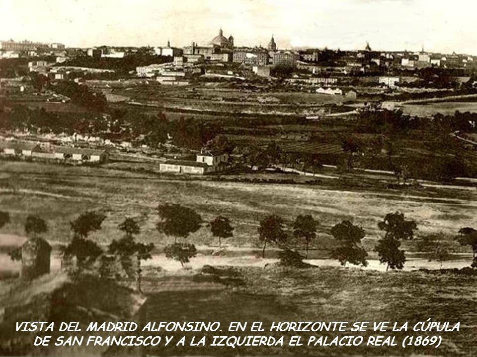 VISTA DEL MADRID ALFONSINO