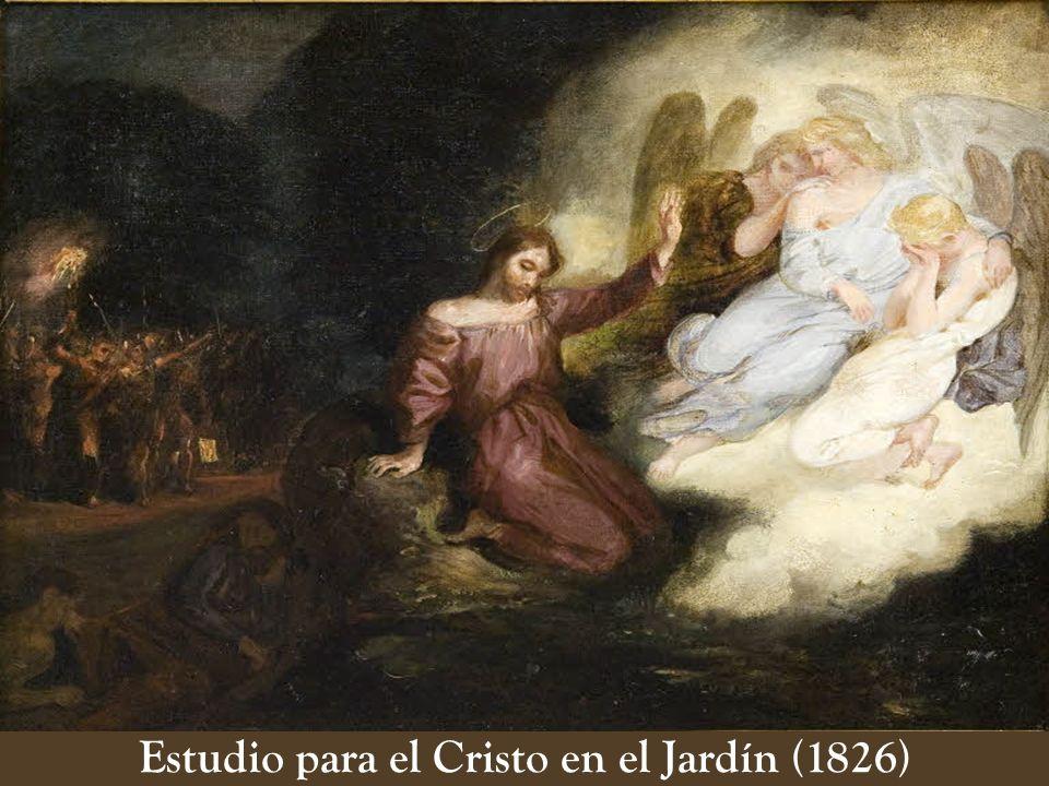 Estudio para el Cristo en el Jardín (1826)