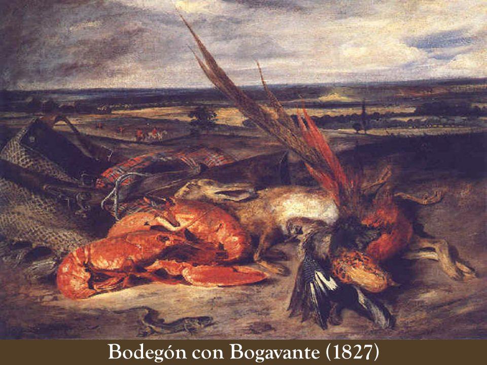 Bodegón con Bogavante (1827)
