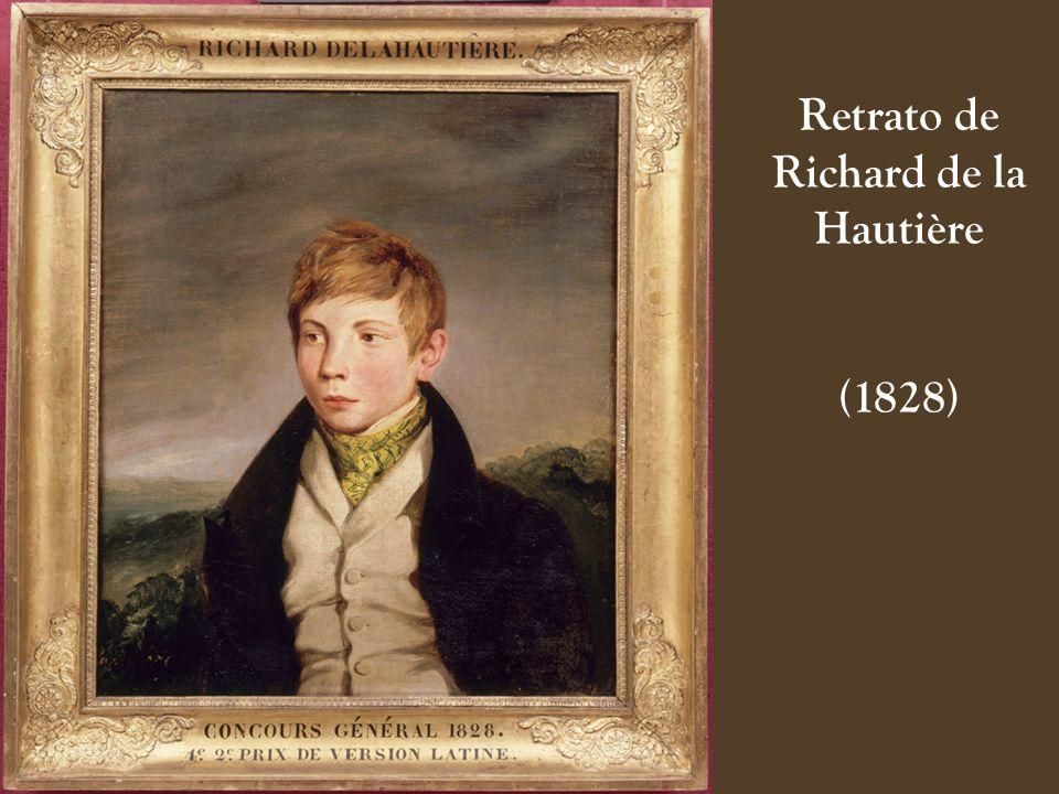 Retrato de Richard de la Hautière