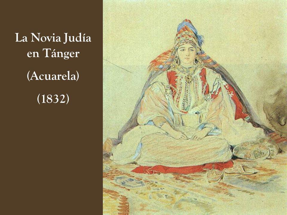 La Novia Judía en Tánger