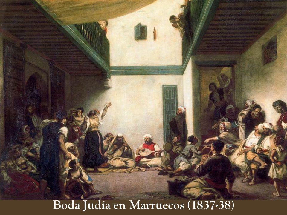 Boda Judía en Marruecos (1837-38)