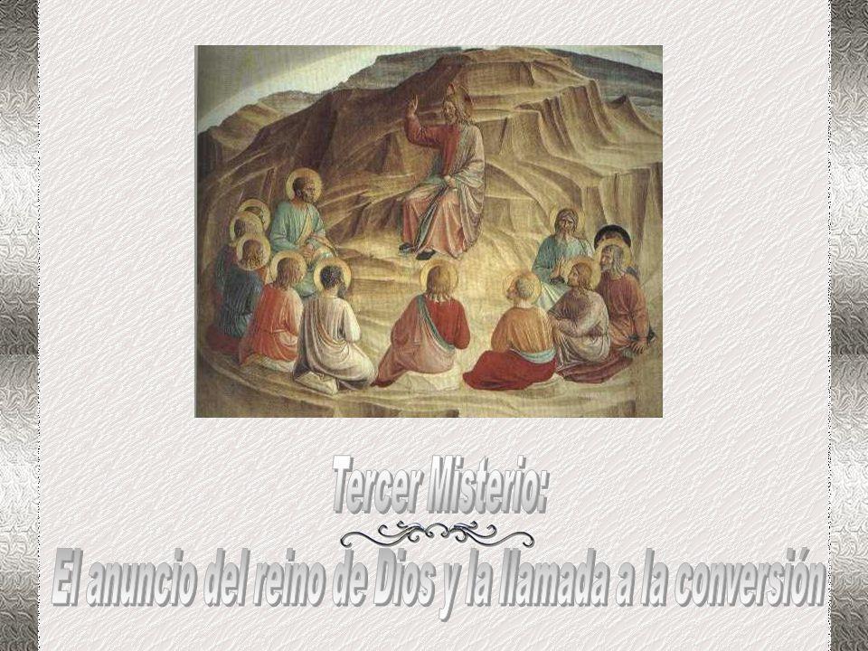El anuncio del reino de Dios y la llamada a la conversión