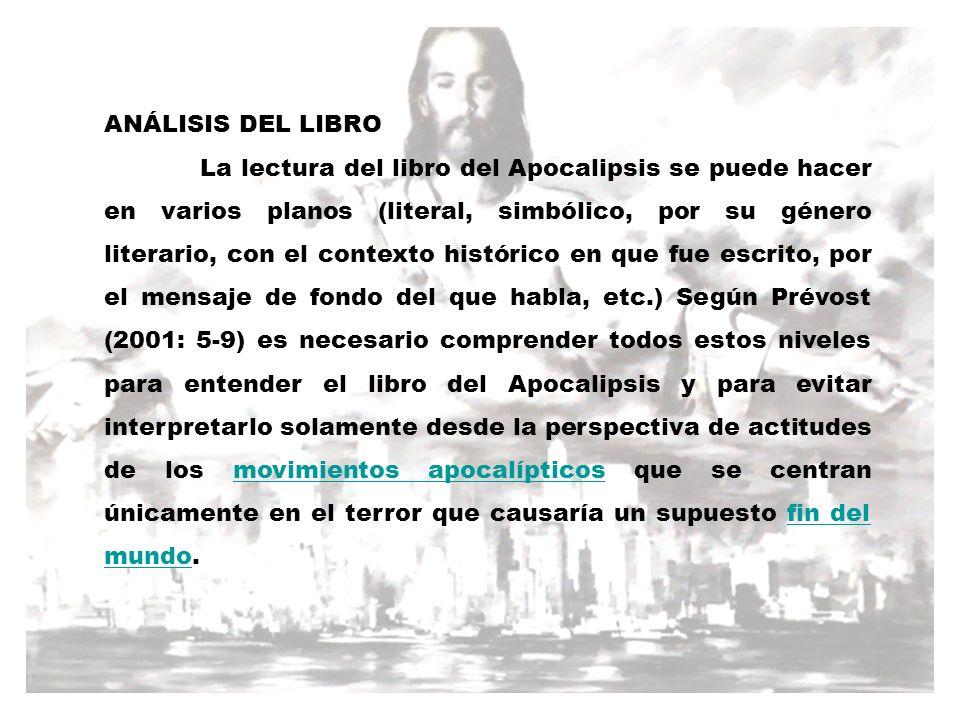 ANÁLISIS DEL LIBRO