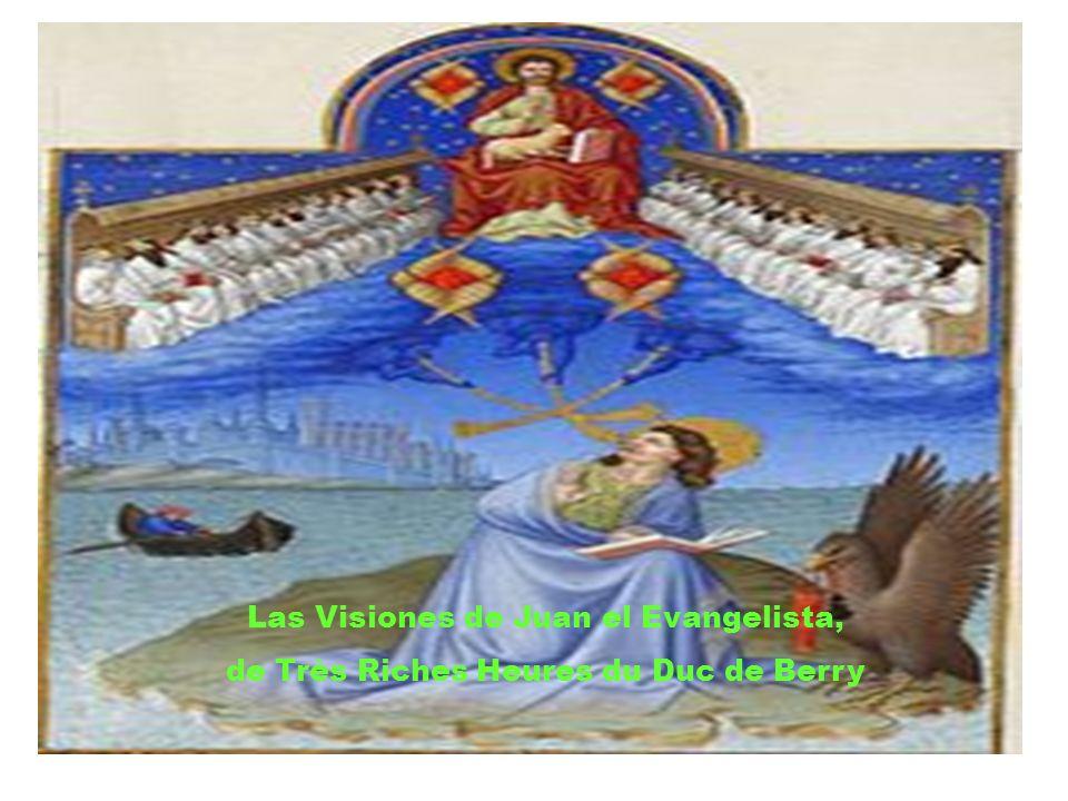 Las Visiones de Juan el Evangelista,