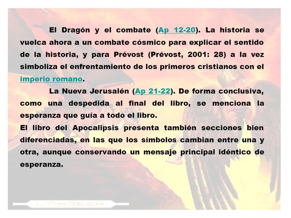 El Dragón y el combate (Ap 12-20)