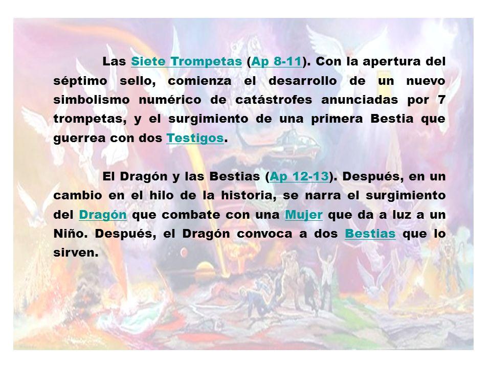 Las Siete Trompetas (Ap 8-11)