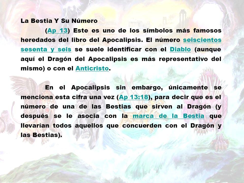 La Bestia Y Su Número