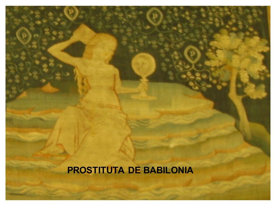 PROSTITUTA DE BABILONIA