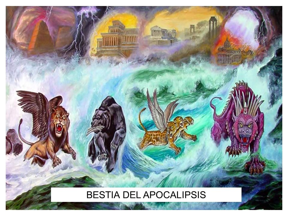 BESTIA DEL APOCALIPSIS