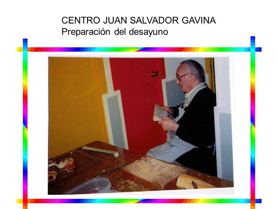 CENTRO JUAN SALVADOR GAVINA