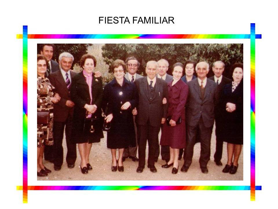 FIESTA FAMILIAR