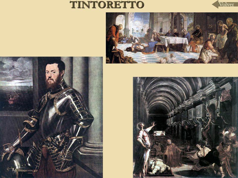 TINTORETTO Volver