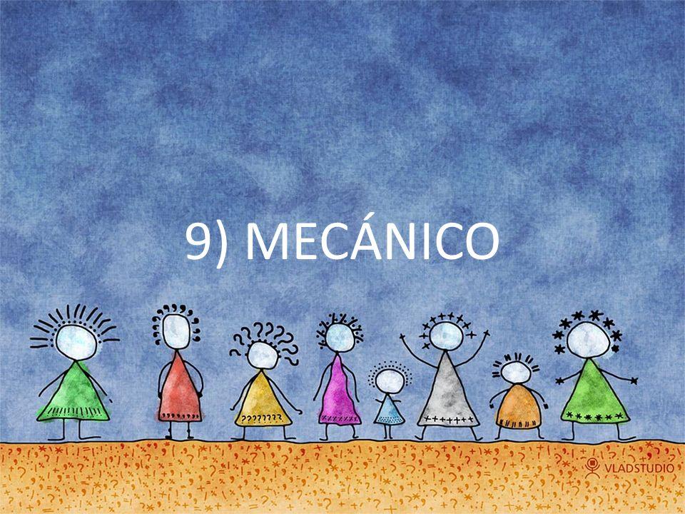 9) MECÁNICO