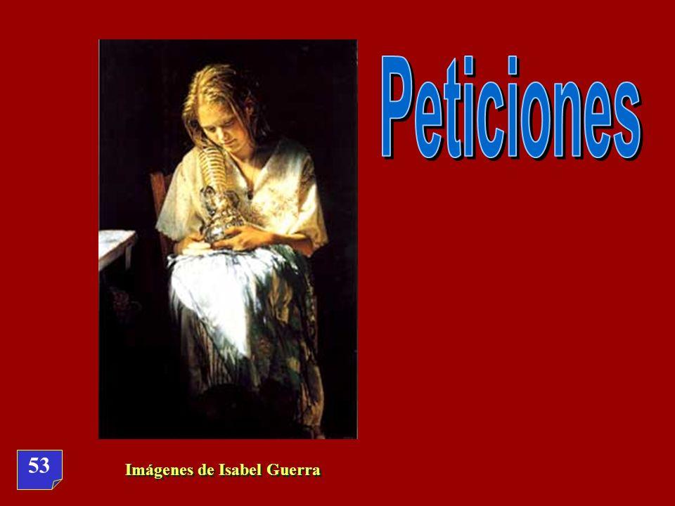 Peticiones 53 Imágenes de Isabel Guerra