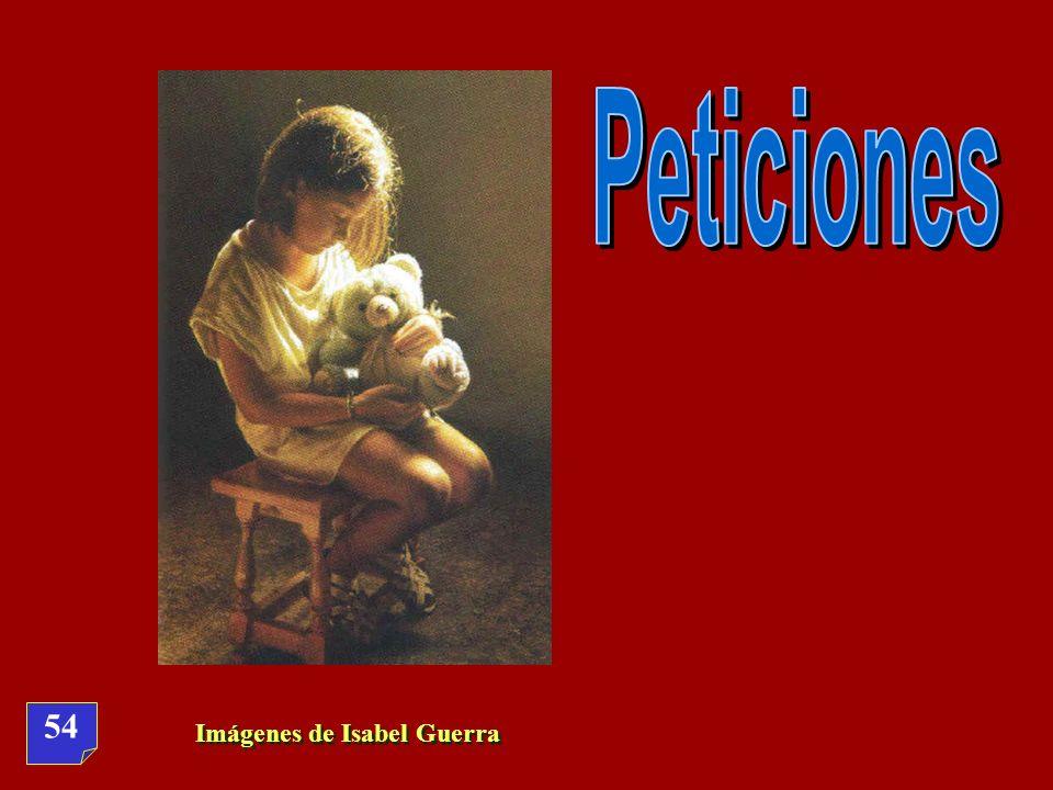 Peticiones 54 Imágenes de Isabel Guerra