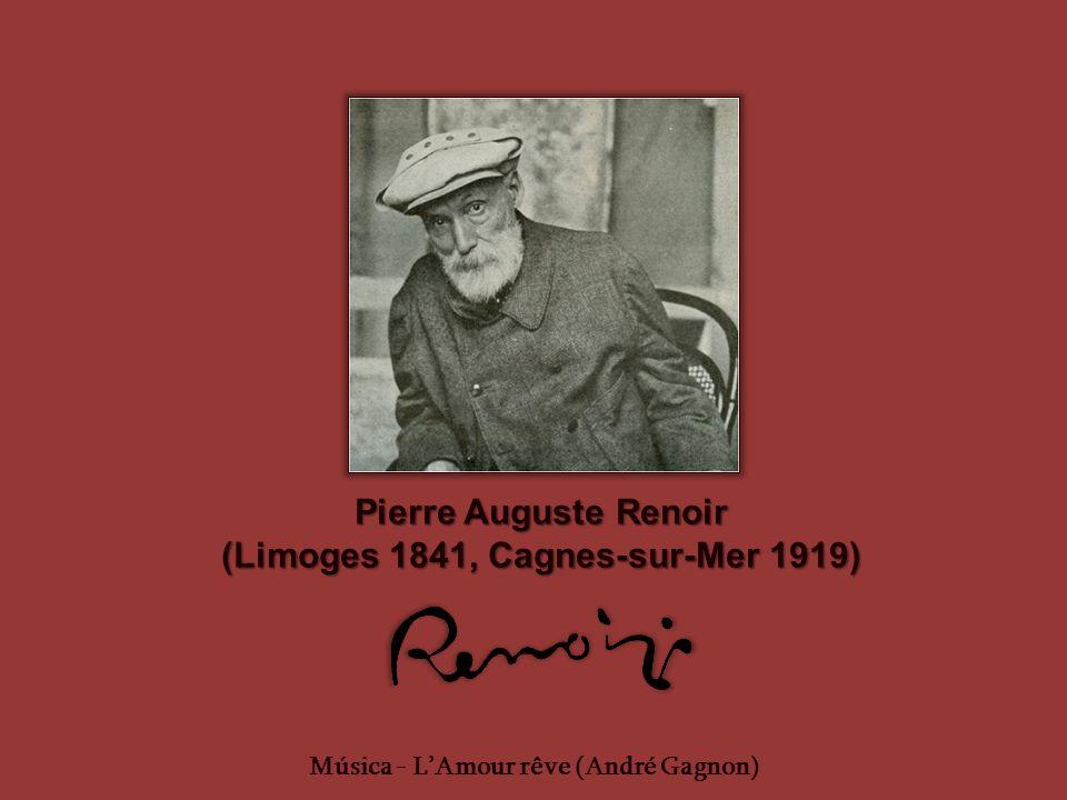 Pierre Auguste Renoir (Limoges 1841, Cagnes-sur-Mer 1919)