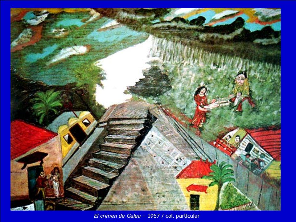 El crimen de Galea – 1957 / col. particular