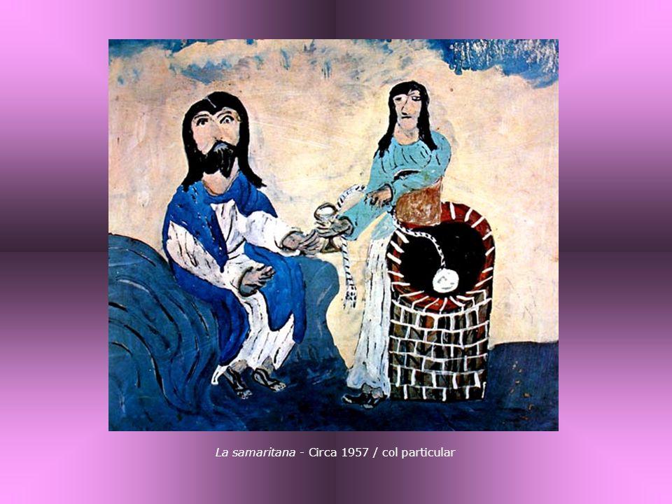 La samaritana - Circa 1957 / col particular