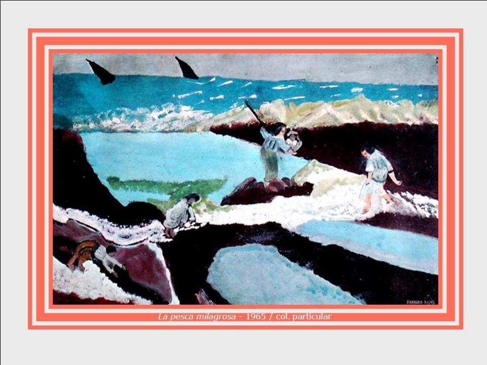 La pesca milagrosa - 1965 / col. particular