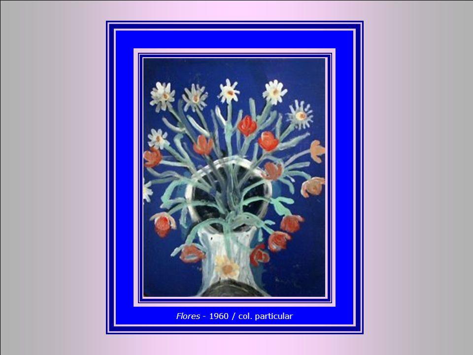 Flores - 1960 / col. particular
