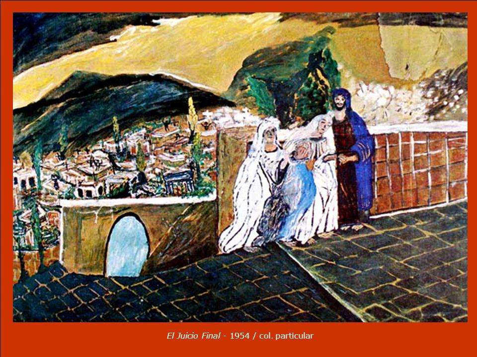 El Juicio Final - 1954 / col. particular