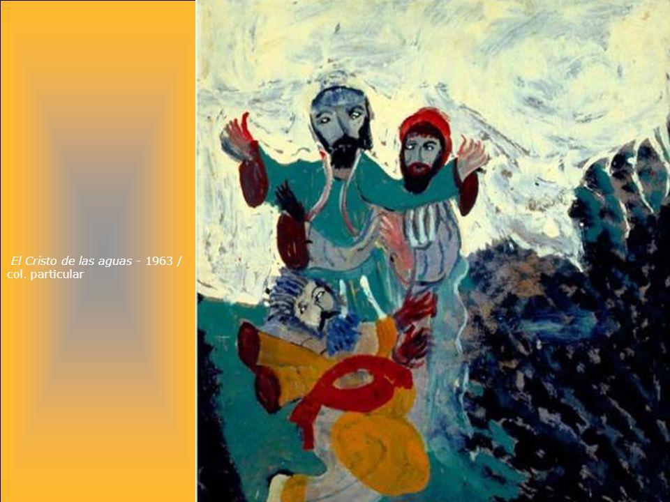 El Cristo de las aguas - 1963 / col. particular