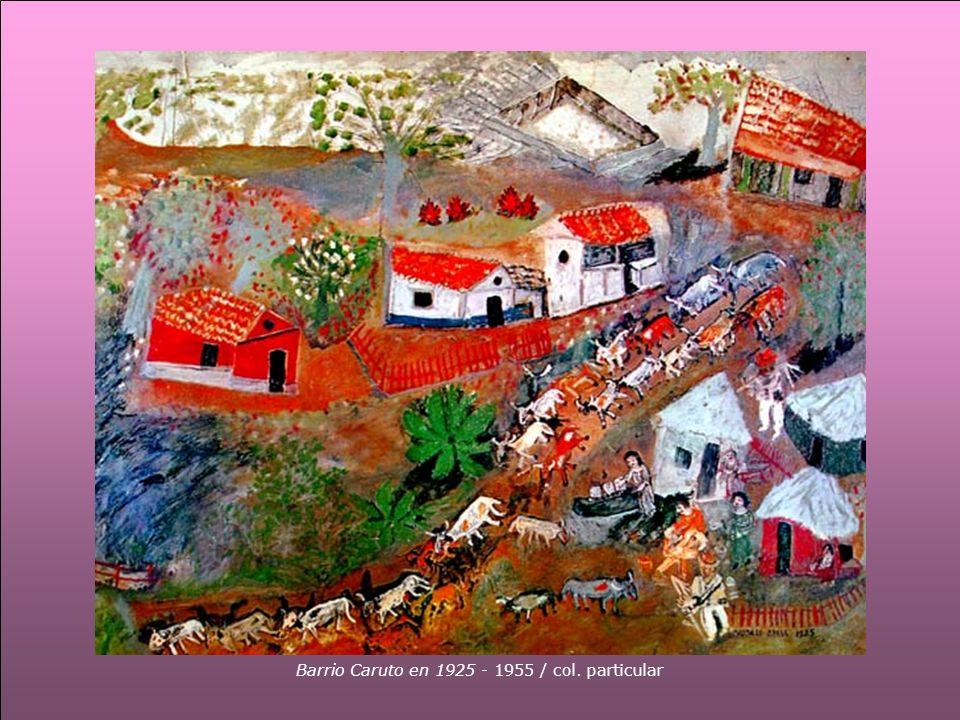 Barrio Caruto en 1925 - 1955 / col. particular