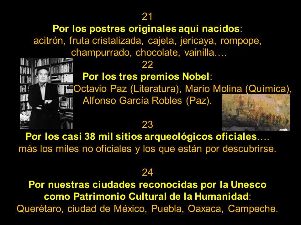 Por nuestras ciudades reconocidas por la Unesco