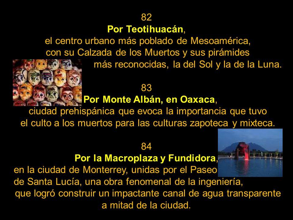 el centro urbano más poblado de Mesoamérica,