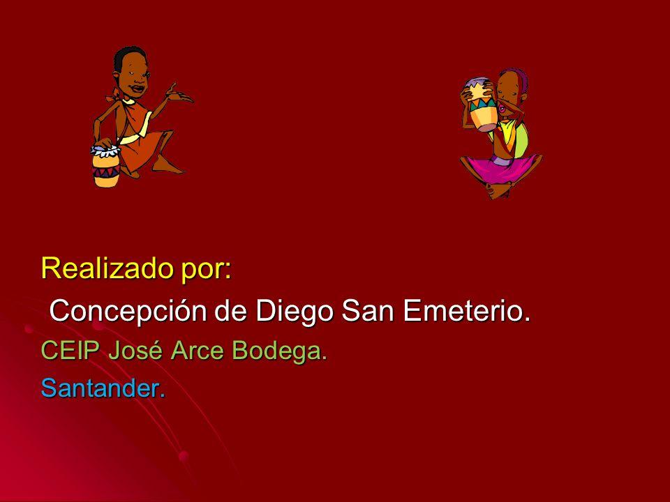 Concepción de Diego San Emeterio.