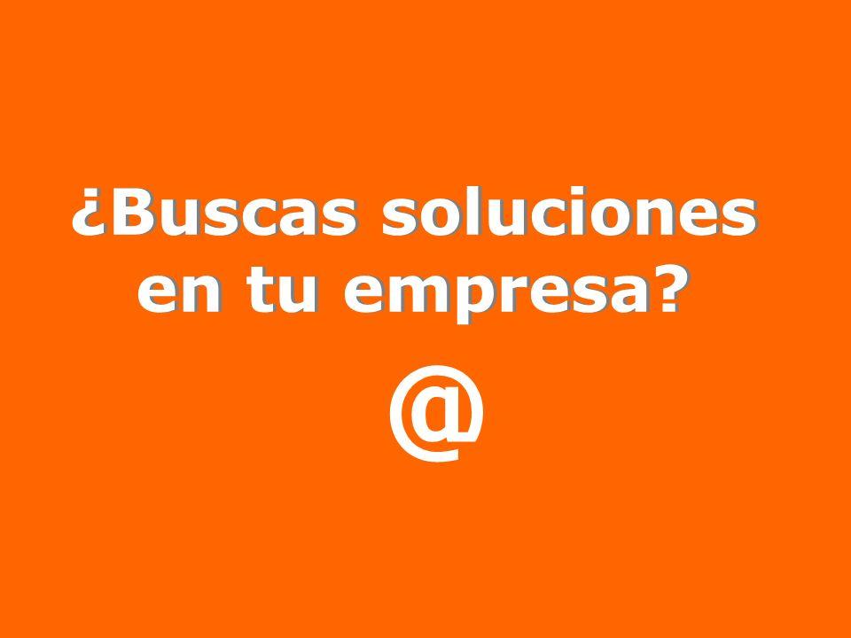 ¿Buscas soluciones en tu empresa