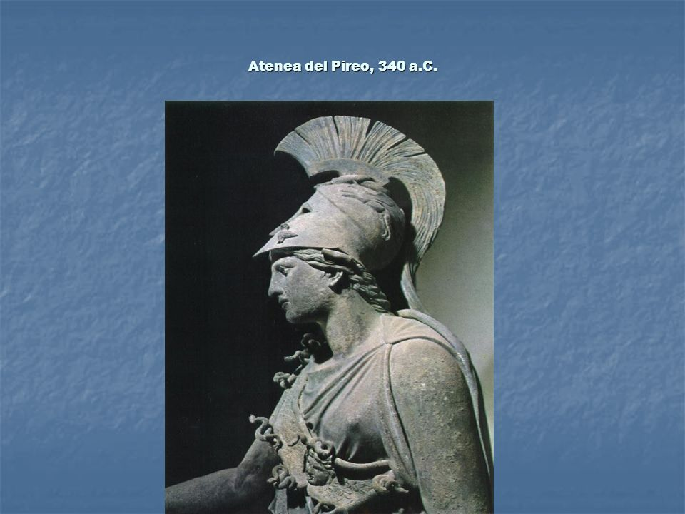 Atenea del Pireo, 340 a.C.