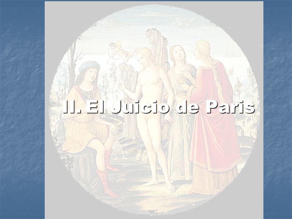 II. El Juicio de Paris
