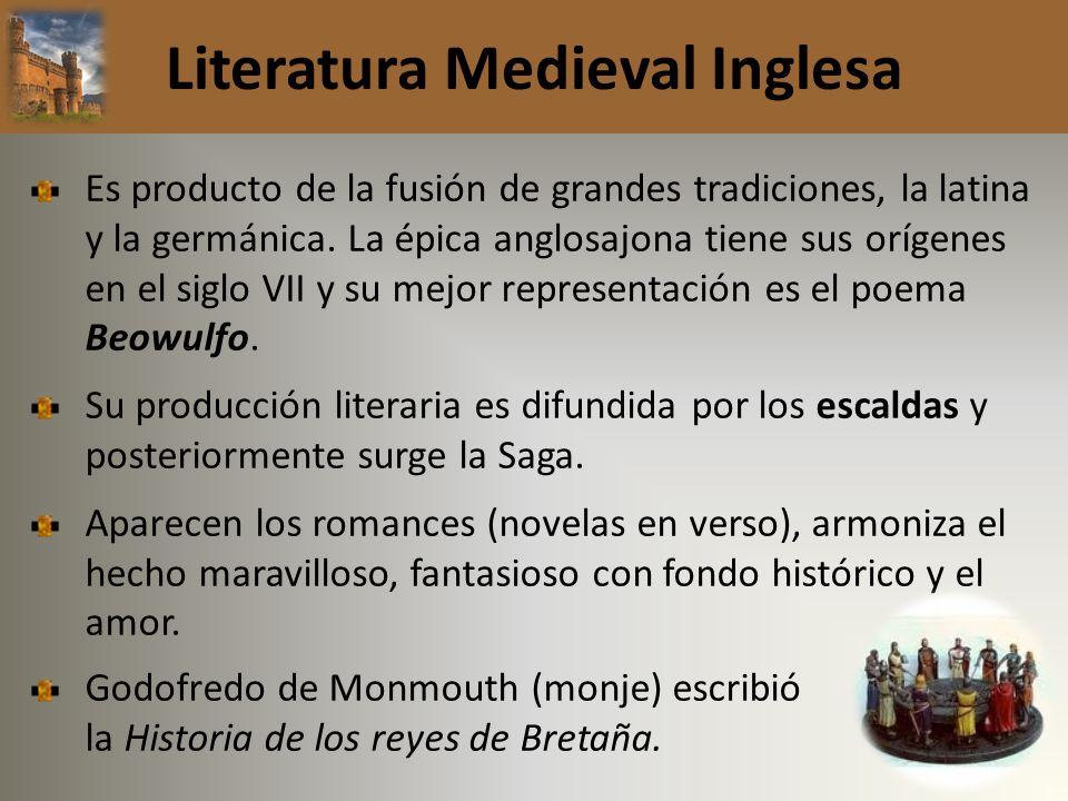 Literatura Medieval Inglesa