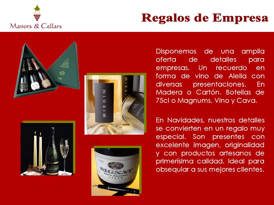 Regalos de Empresa Events