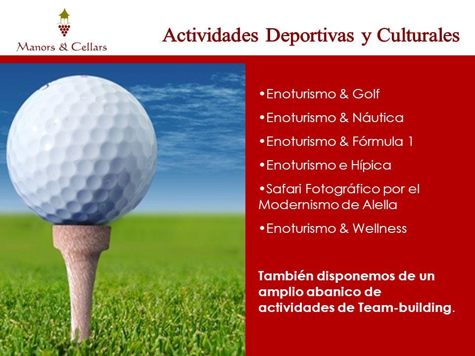 Actividades Culturales y Deportivas