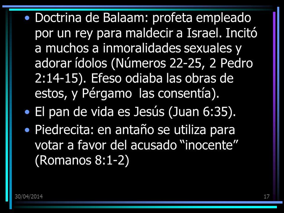 El pan de vida es Jesús (Juan 6:35).