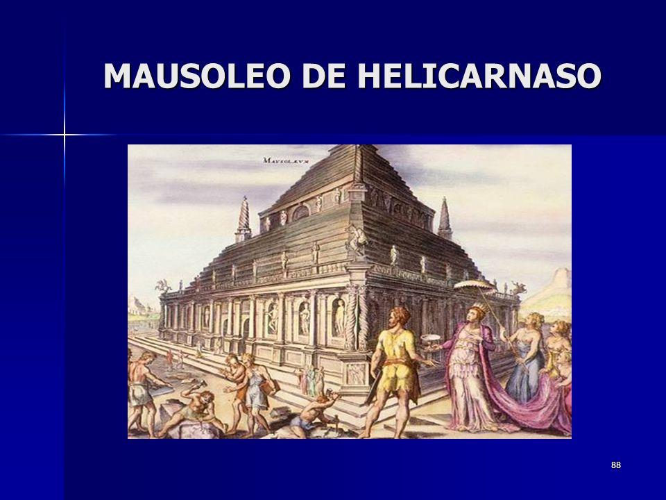 MAUSOLEO DE HELICARNASO
