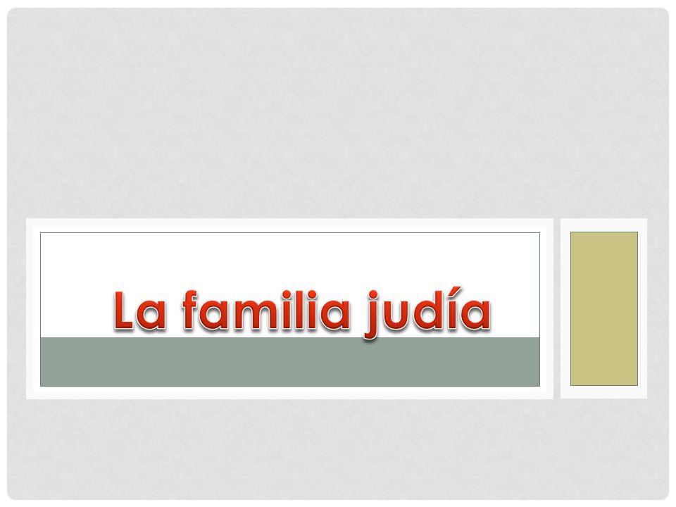 La familia judía
