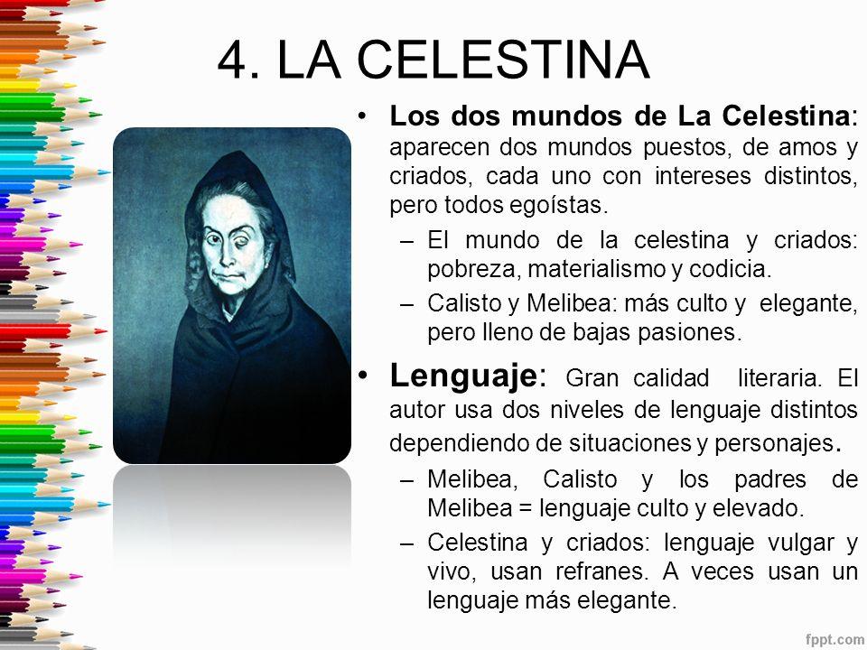 4. LA CELESTINA